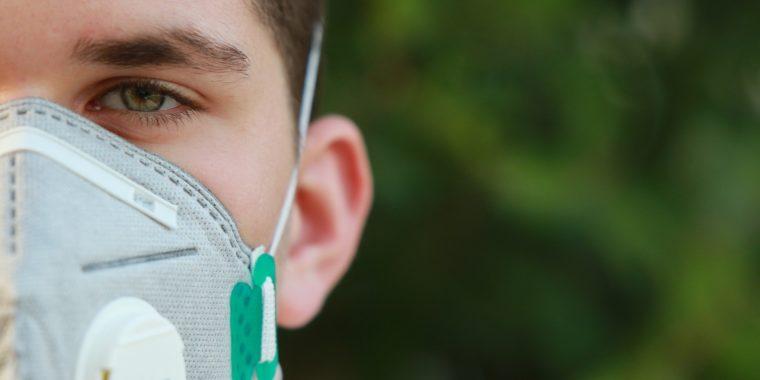 jak dezinfikovat a sterilizovat respirátor