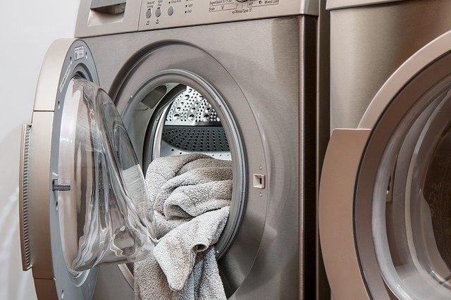 jak čistit pračku