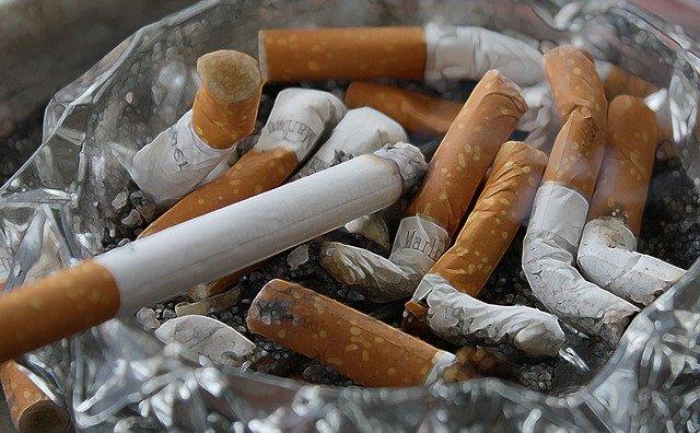 abtinenční příznaky nikotinu