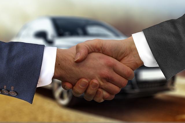 jak sepsat kupní smlouvu na auto