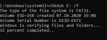 jak opravit SD kartu v počítači