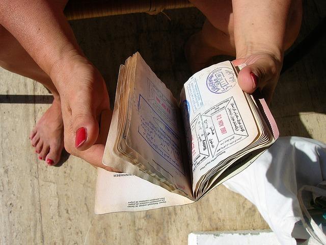 jak zařídit dva cestovní pasy